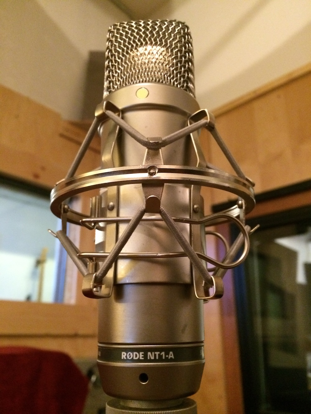 NYC Recording Studio Gear Rode NT1-A