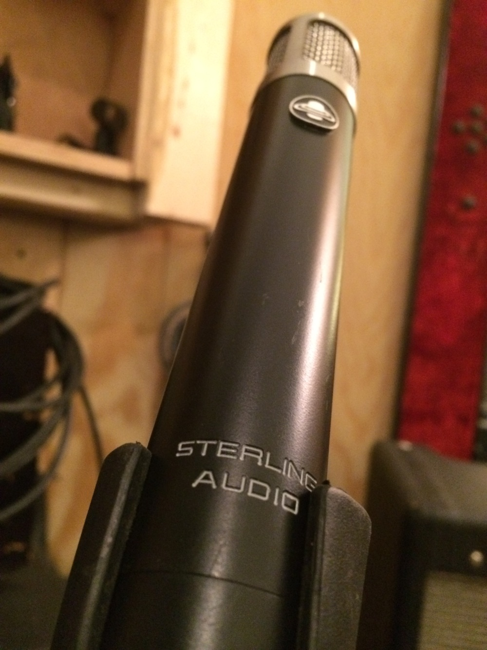 NYC Recording Studio Gear Sterling Audio ST31