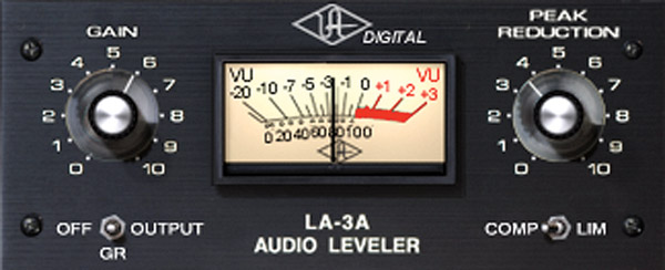 NYC Recording Studio Gear UAD LA-3A
