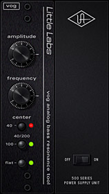 NYC Recording Studio Gear UAD Little Labs VOG